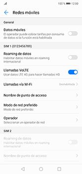 Desactiva tu conexión de datos - Huawei P20 Lite - Passo 5