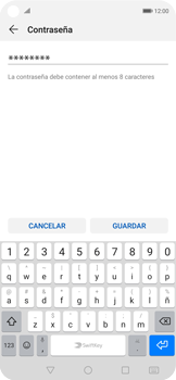 Configura el hotspot móvil - Huawei Nova 5T - Passo 8