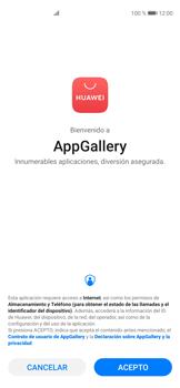Instala las aplicaciones - Huawei P40 - Passo 3