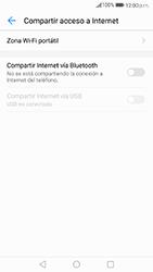 Configura el hotspot móvil - Huawei P10 - Passo 5