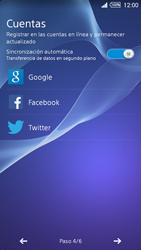 Activa el equipo - Sony Xperia Z2 D6503 - Passo 9
