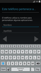 Activa el equipo - Samsung Galaxy A5 - A500M - Passo 12