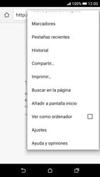 Limpieza de explorador - HTC Desire 626s - Passo 7