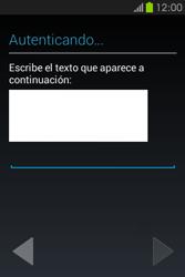Crea una cuenta - Samsung Galaxy Fame GT - S6810 - Passo 20
