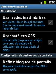 Uso de la navegación GPS - Samsung Galaxy Y  GT - S5360 - Passo 6