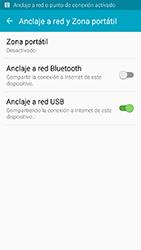 Comparte la conexión de datos con una PC - Samsung Galaxy J3 - J320 - Passo 7