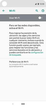 Configura el WiFi - Motorola One Vision (Single SIM) - Passo 6