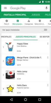 Instala las aplicaciones - Motorola Moto E5 - Passo 6
