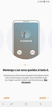 ¿Tu equipo puede copiar contactos a la SIM card? - Samsung A7 2018 - Passo 4