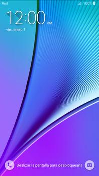 Bloqueo de la pantalla - Samsung Galaxy Note 5 - N920 - Passo 5
