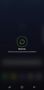 Configura el Internet - Samsung Galaxy S8 - Passo 32