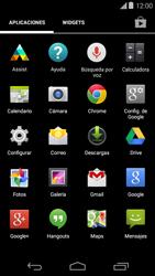 Uso de la navegación GPS - Motorola Moto E (1st Gen) (Kitkat) - Passo 3