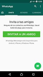 Configuración de Whatsapp - Sony Xperia XZ Premium - Passo 13