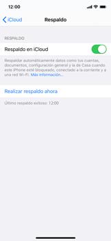 Realiza una copia de seguridad con tu cuenta - Apple iPhone 11 Pro - Passo 14