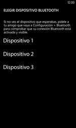 Transferir fotos vía Bluetooth - Nokia Lumia 820 - Passo 11