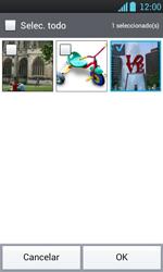 Envía fotos, videos y audio por mensaje de texto - LG Optimus L7 - Passo 16