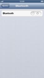 Conecta con otro dispositivo Bluetooth - Apple iPhone 5 - Passo 4