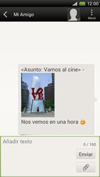 Envía fotos, videos y audio por mensaje de texto - HTC ONE X  Endeavor - Passo 17