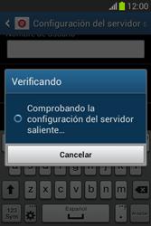 Configura tu correo electrónico - Samsung Galaxy Fame Lite - S6790 - Passo 18