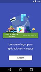 Instala las aplicaciones - LG X Power - Passo 3