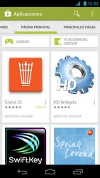 Instala las aplicaciones - Motorola RAZR HD  XT925 - Passo 4
