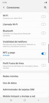 Configura el WiFi - Samsung Galaxy Note 10 - Passo 5