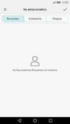 Envía fotos, videos y audio por mensaje de texto - Huawei Cam Y6 II - Passo 5
