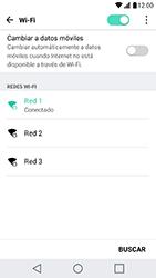 Configura el WiFi - LG X Cam - Passo 8