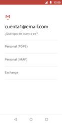 Configura tu correo electrónico - Motorola Moto E5 Play - Passo 11