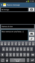 Envía fotos, videos y audio por mensaje de texto - Samsung Galaxy Zoom S4 - C105 - Passo 12