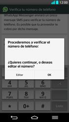 Configuración de Whatsapp - LG G2 - Passo 6