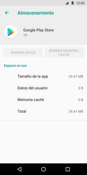 Limpieza de aplicación - Motorola Moto G6 Plus - Passo 10