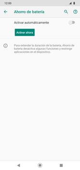 Modo de ahorro de batería - Motorola Moto G8 Play (Single SIM) - Passo 5