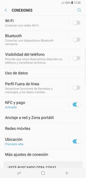 Comparte la conexión de datos con una PC - Samsung Galaxy S8+ - Passo 5