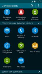 Conecta con otro dispositivo Bluetooth - Samsung Galaxy S5 - G900F - Passo 4