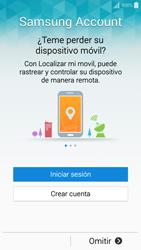 Activa el equipo - Samsung Galaxy A5 - A500M - Passo 13