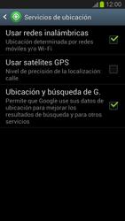 Uso de la navegación GPS - Samsung Galaxy S 3  GT - I9300 - Passo 8