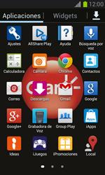 Desactiva tu conexión de datos - Samsung Galaxy Win - I8550 - Passo 2