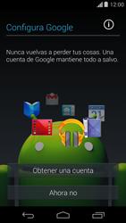 Activa el equipo - Motorola Moto G - Passo 7