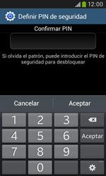Desbloqueo del equipo por medio del patrón - Samsung Galaxy Trend Plus S7580 - Passo 15