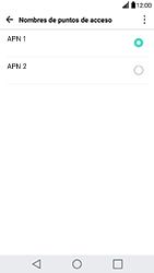 Configura el Internet - LG G5 - Passo 16