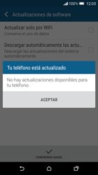 Actualiza el software del equipo - HTC One M9 - Passo 9