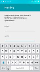 Activa el equipo - Samsung Galaxy S6 - G920 - Passo 9