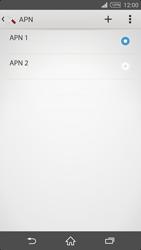 Configura el Internet - Sony Xperia Z2 D6503 - Passo 16