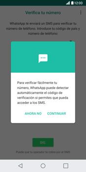 Configuración de Whatsapp - LG G6 - Passo 10