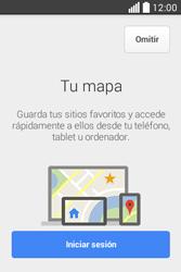 Uso de la navegación GPS - LG L40 - Passo 5
