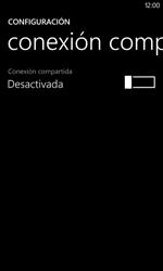 Configura el hotspot móvil - Nokia Lumia 820 - Passo 5