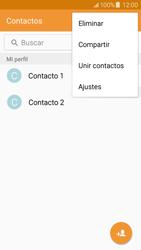 ¿Tu equipo puede copiar contactos a la SIM card? - Samsung Galaxy J5 - J500F - Passo 5