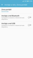 Comparte la conexión de datos con una PC - Samsung Galaxy S7 - G930 - Passo 6
