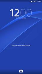 Bloqueo de la pantalla - Sony Xperia Z3 D6603 - Passo 4